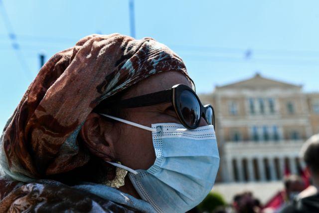Καμπανάκι Λινού: Να μην βγάλουμε τις μάσκες στους εξωτερικούς χώρους - «Πολύ μεταδοτική» η μετάλλαξη Δέλτα | tanea.gr