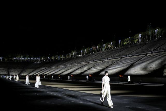 Λίνα Μενδώνη: Τεράστια διαφήμιση για την Ελλάδα η επίδειξη του οίκου Dior στο Καλλιμάρμαρο | tanea.gr