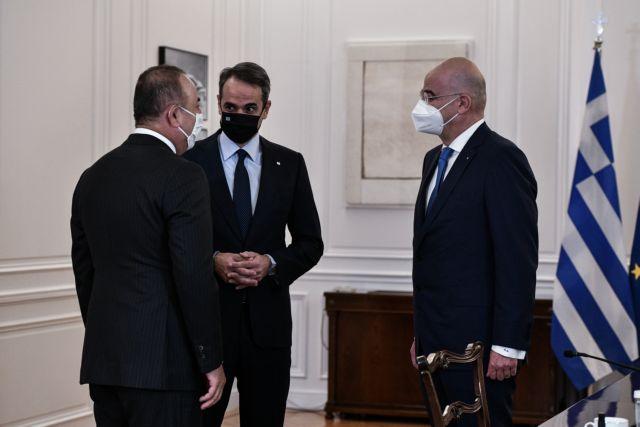 Τουρκικά ΜΜΕ: Επιτυχημένη η επίσκεψη Τσαβούσογλου | tanea.gr