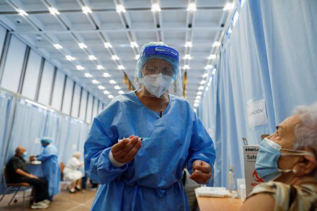 Κοινή έκκληση ΠΟΥ, ΔΝΤ, Παγκόσμιας Τράπεζας, ΠΟΕ για δικαιότερη κατανομή των εμβολίων   tanea.gr