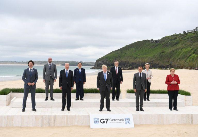 G7: Η Δύση σε αναζήτηση ταυτότητας και προσανατολισμού | tanea.gr