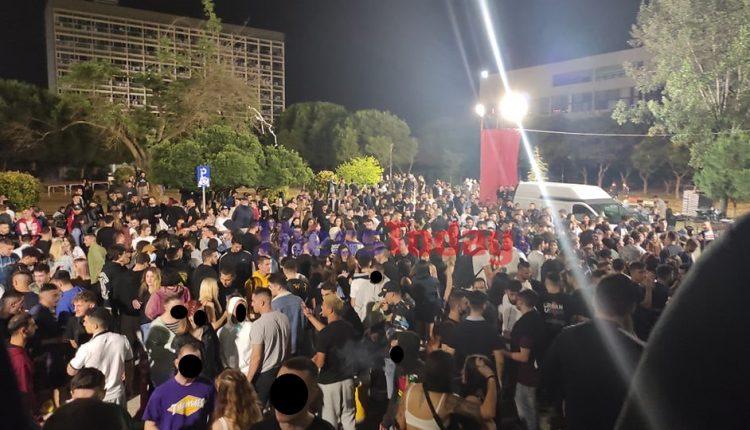 Κορονοπάρτι: Νεαροί σε κατάσταση μέθης παρέσυραν με μπουλντόζα φίλο τους | tanea.gr