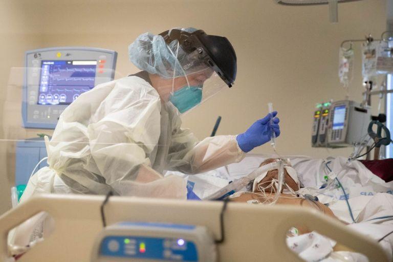 Λος Άντζελες: Σύσταση για μάσκα σε κλειστούς χώρους και από εμβολιασμένους λόγω μετάλλαξης Δέλτα   tanea.gr