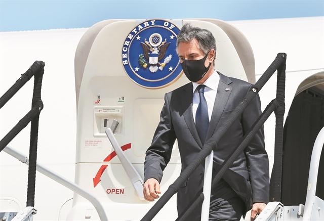 Τι φέρνει ο Μπλίνκεν στην Αθήνα - Θα έχουμε μια νέα συμφωνία; | tanea.gr