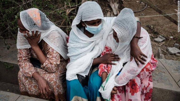 Αιθιοπία: Τουλάχιστον 50 νεκροί και πάνω από 100 τραυματίες από αεροπορική επιδρομή | tanea.gr