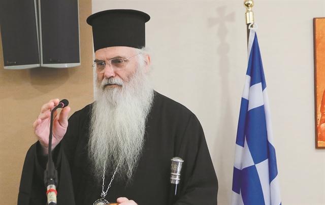 Μεσογαίας Νικόλαος: «Η εποχή μας παράγει διχασμούς, όχι ενότητα»   tanea.gr