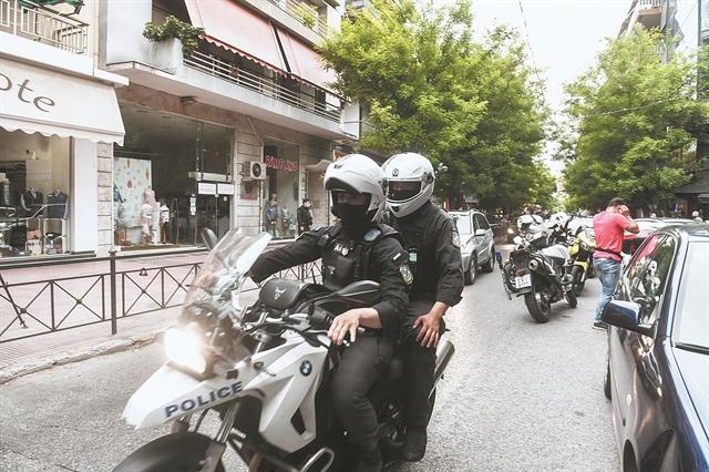 «Νάρκη» στο Μαξίμου η εγκληματικότητα - Πονοκέφαλος για την κυβέρνηση | tanea.gr