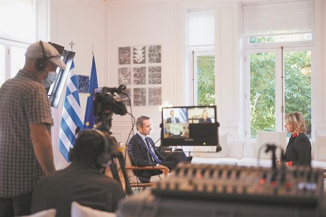 2+1 μηνύματα πριν από τη συνάντηση Μητσοτάκη - Ερντογάν | tanea.gr