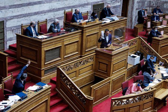 Αγρια κόντρα στη Βουλή για το εργασιακό – Ονομαστική ψηφοφορία ζήτησε ο πρωθυπουργός | tanea.gr