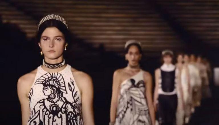 O Dior αποθέωσε την Ελλάδα σε ένα μαγευτικό show στο Καλλιμάρμαρο | tanea.gr