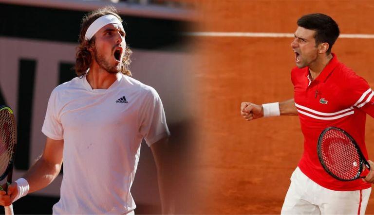 Τσιτσιπάς VS Τζόκοβιτς: Το who is who των μονομάχων του Roland Garros | tanea.gr