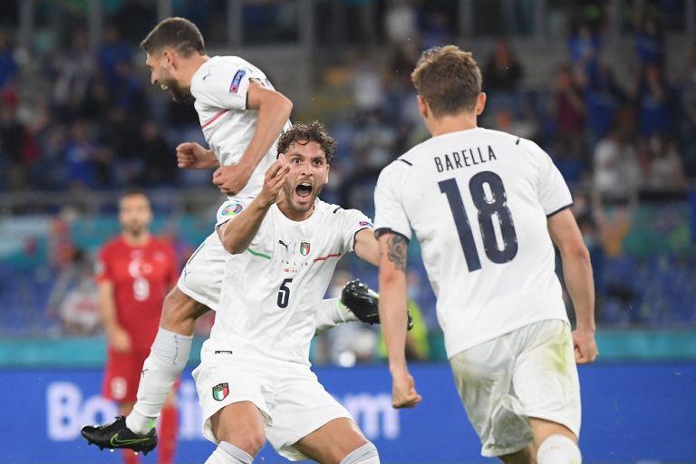Η Ιταλία διέλυσε την Τουρκία (3-0) στην πρεμιέρα του Euro   tanea.gr