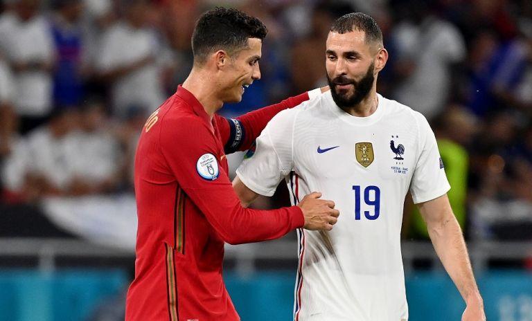 Πορτογαλία-Γαλλία 2-2: «Χ»άρηκαν και οι δύο | tanea.gr