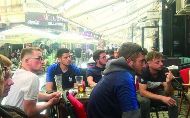 Euro 2020: Γάλλοι οπαδοί ξεκίνησαν για Βουδαπέστη αλλά βρέθηκαν… Βουκουρέστι | tanea.gr