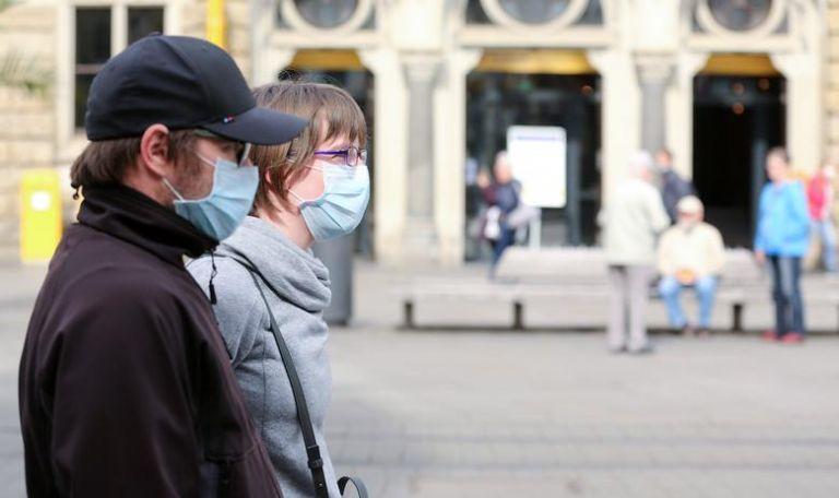 Γερμανία: 1.076 κρούσματα κοροναϊού και 91 νεκροί σε ένα 24ωρο | tanea.gr