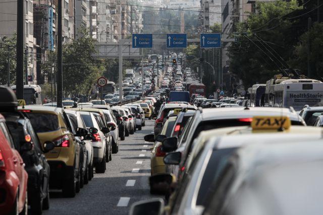 Κυκλοφοριακό χάος λόγω απεργίας των ΜΜΜ | tanea.gr