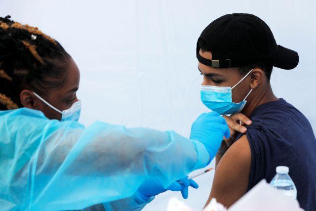 Σύσταση για εμβολιασμό εφήβων 15-17 ετών και παιδιών με υποκείμενα νοσήματα | tanea.gr