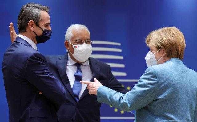 Μητσοτάκης καλεί Μέρκελ για τη Λιβύη   tanea.gr
