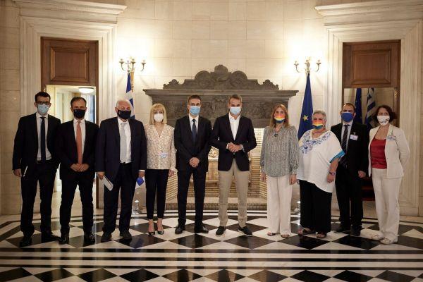Μητσοτάκης: Τολμηρό βήμα εκσυγχρονισμού το σχέδιο για την ισότητα των ΛΟΑΤΚΙ+   tanea.gr