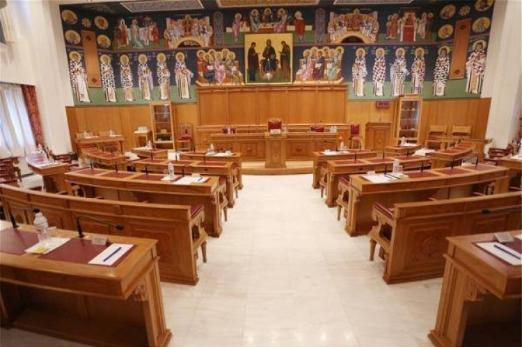 Editorial: Changes in the Church   tanea.gr