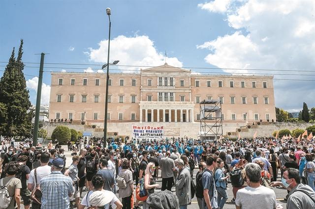 Η σύγκρουση περνάει τώρα στην Ολομέλεια   tanea.gr