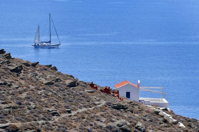 Covid free Kythnos island – 100% of the population vaccinated | tanea.gr