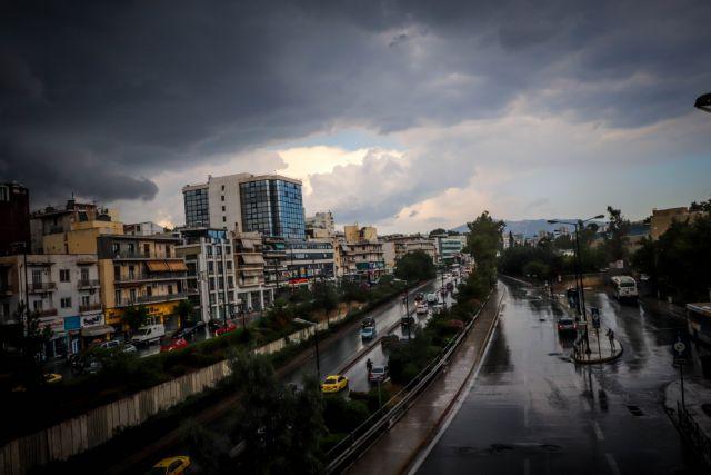 Καιρός: Βροχές με τοπικές χαλαζοπτώσεις – Πού θα σημειωθούν έντονα φαινόμενα | tanea.gr