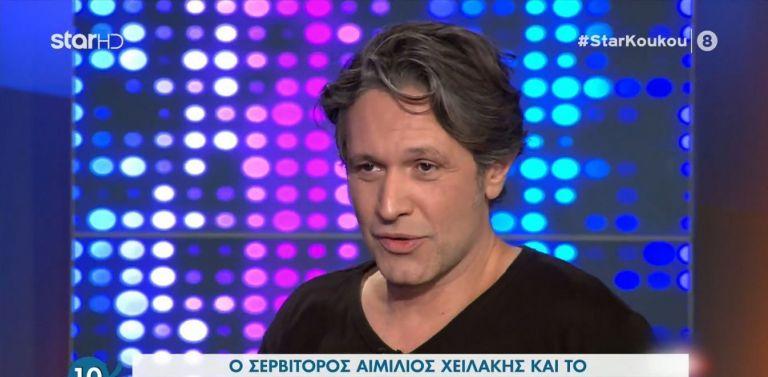 Αιμίλιος Χειλάκης: «Θα πάω να δω τον Λιγνάδη στη φυλακή, αν μείνει εκεί» | tanea.gr
