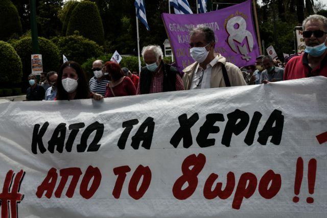 Εργασιακό: Κοινοβουλευτική «προθέρμανση» για τη μεγάλη μάχη της Τετάρτης | tanea.gr