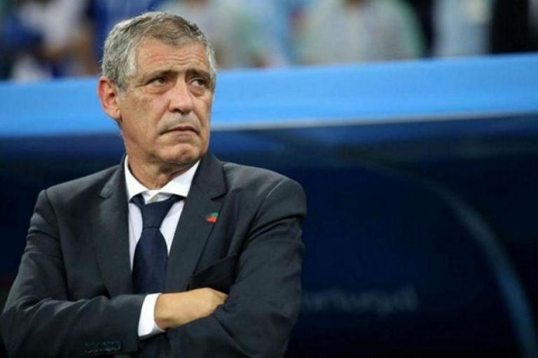 Σάντος: «Οι ποδοσφαιριστές έκλαιγαν στα αποδυτήρια για τον αποκλεισμό από το Βέλγιο»   tanea.gr