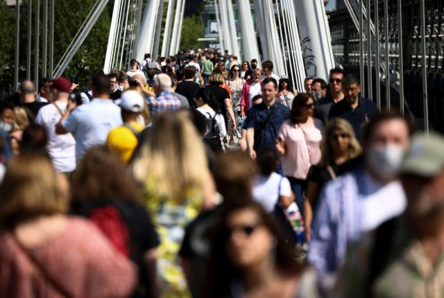 Βρετανία: Η παραλλαγή Δέλτα είναι κατά 40% πιο μεταδοτική | tanea.gr