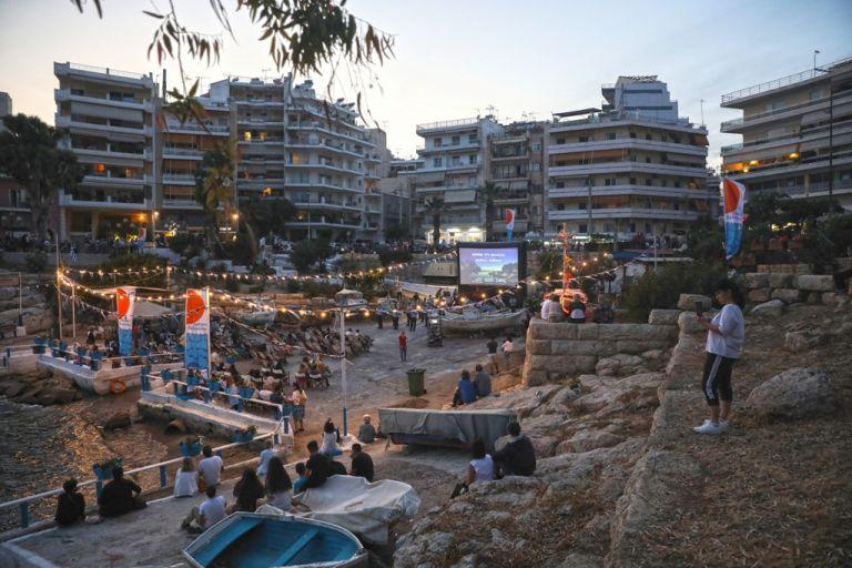 Πειραιάς: Μάγεψε το θερινό σινεμά στον Όρμο της Αφροδίτης | tanea.gr