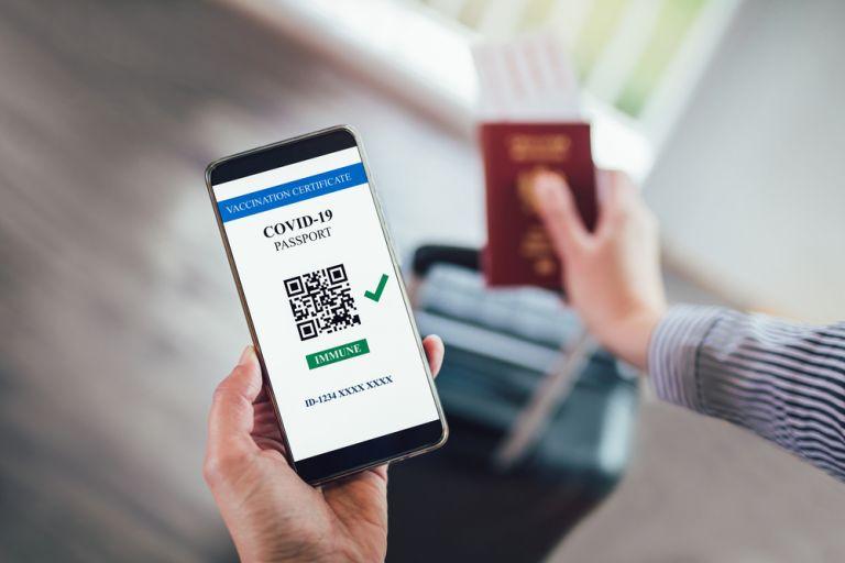 Ψηφιακό πιστοποιητικό: Άνοιξε η πλατφόρμα για το πάσο ελευθέρας στα ταξίδια – Όλα τα βήματα για την έκδοσή του   tanea.gr