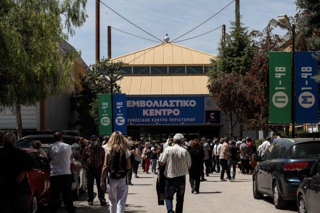 Πάνω από 7 στους 10 Έλληνες τάσσονται υπέρ του υποχρεωτικού εμβολιασμού   tanea.gr