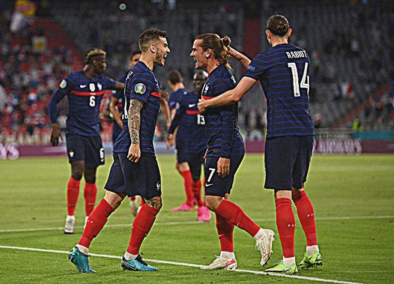 Γαλλία – Γερμανία 1-0: Σαν πρωταθλήτρια…   tanea.gr