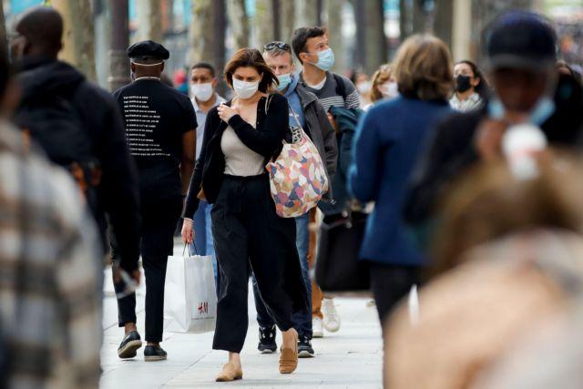 Γαλλία: Ξεπέρασαν τα 30 εκατ. αυτοί που έκαναν την πρώτη δόση   tanea.gr