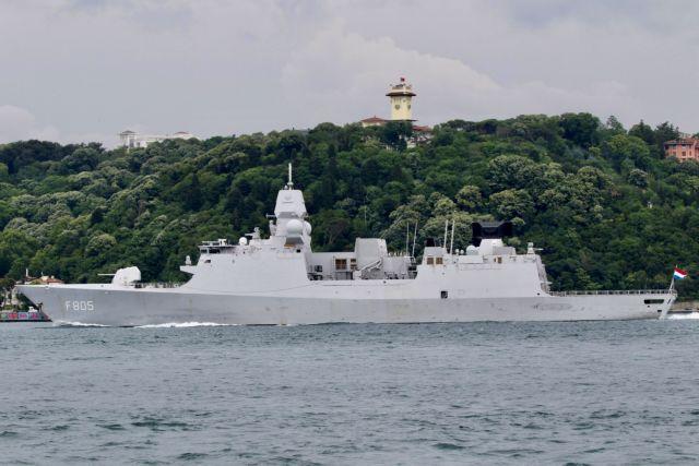 Μαύρη Θάλασσα: Ρωσικά μαχητικά παρενόχλησαν ολλανδική φρεγάτα   tanea.gr