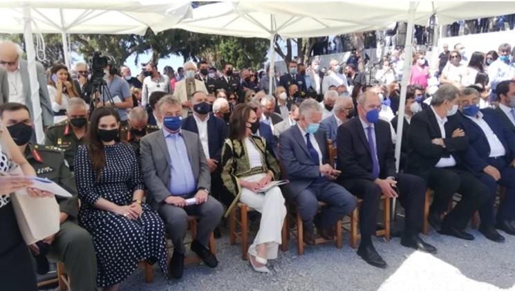 Γιάννα Αγγελοπούλου: Με κρητική «φορεσιά» στα Σφακιά   tanea.gr