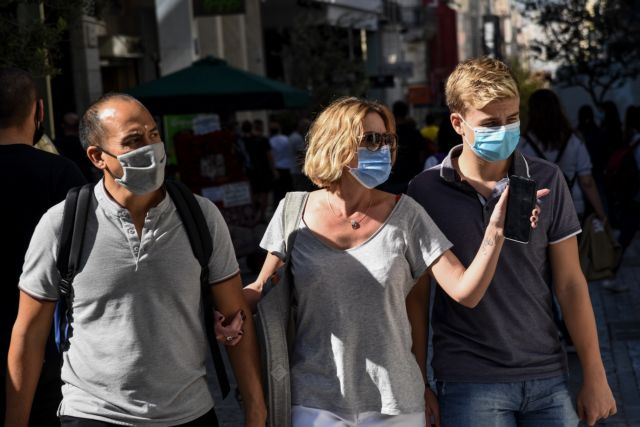 Τι είπε η Πελώνη για την άρση τη χρήση μάσκας σε εξωτερικούς χώρους   tanea.gr