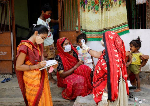 Ινδία: 2.542 θάνατοι και πάνω από 62.000 κρούσματα κοροναϊού σε 24 ώρες   tanea.gr