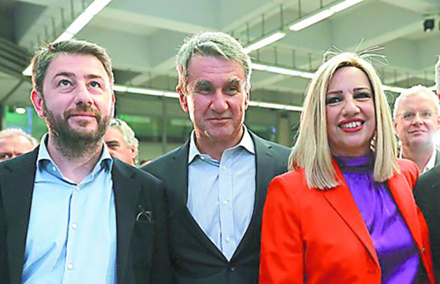 Καμπάνιες στην αφετηρία των εκλογών για τον διάδοχο στο ΚΙΝΑΛ | tanea.gr