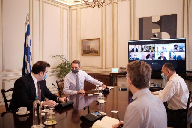Συνεδριάζει την Τετάρτη το υπουργικό συμβούλιο   tanea.gr