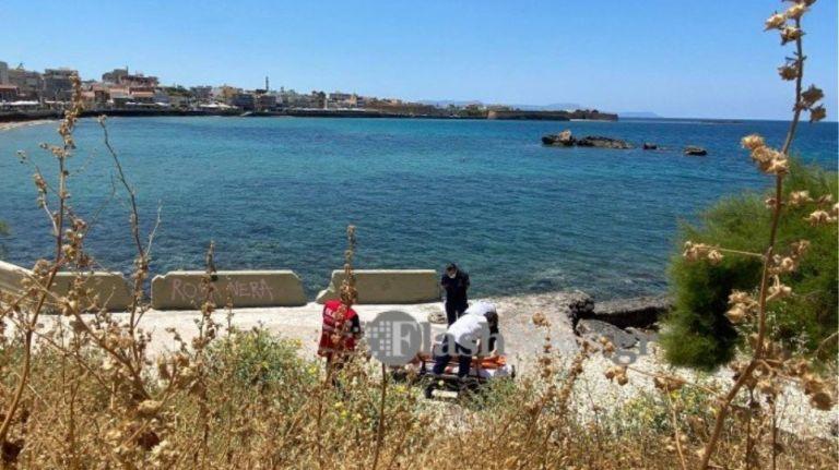 Τραγωδία στα Χανιά: Βρέθηκε νεκρός στην παραλία του Κουμ Καπί | tanea.gr