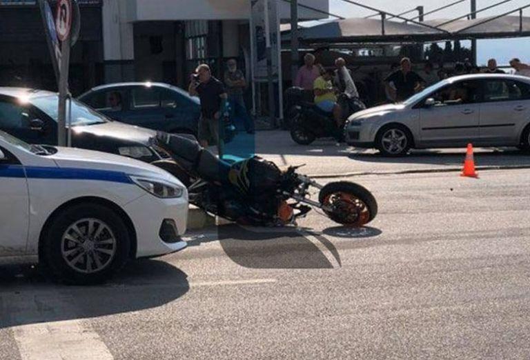 Λουτράκι: 20χρονος μοτοσυκλετιστής σκοτώθηκε σε τροχαίο | tanea.gr