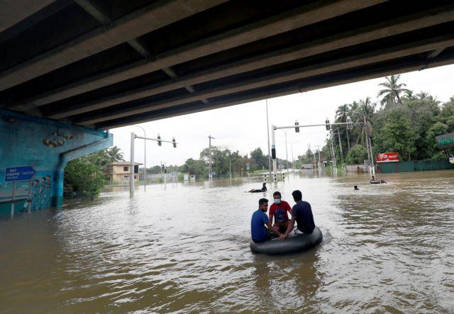 Σρι Λάνκα: 16 νεκροί από πλημμύρες και κατολισθήσεις   tanea.gr