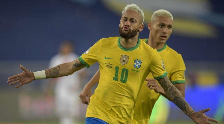 Βραζιλία – Περού 4-0: Περίπατος για τη Σελεσάο   tanea.gr
