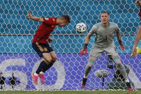 Ισπανία – Σουηδία 0-0: Κατέβασε «ρολά» ο Όλσεν | tanea.gr