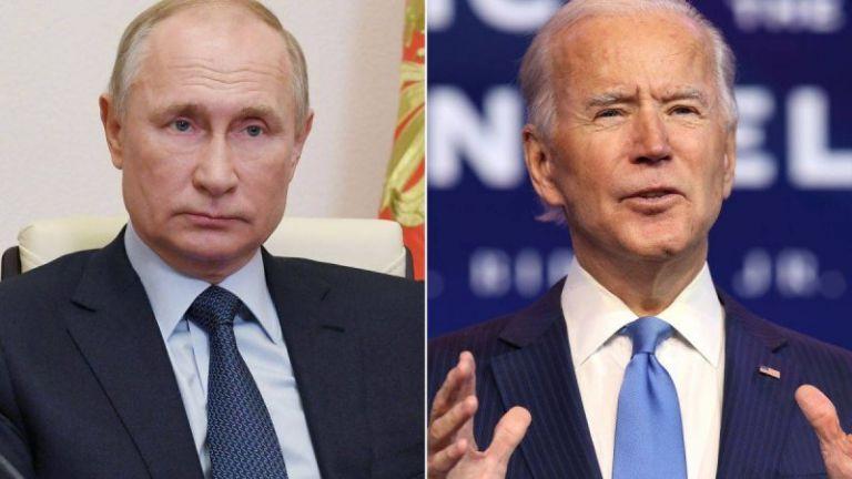 Μπάιντεν-Πούτιν: Πεντάωρες συνομιλίες αλλά χωρίς κοινό γεύμα | tanea.gr