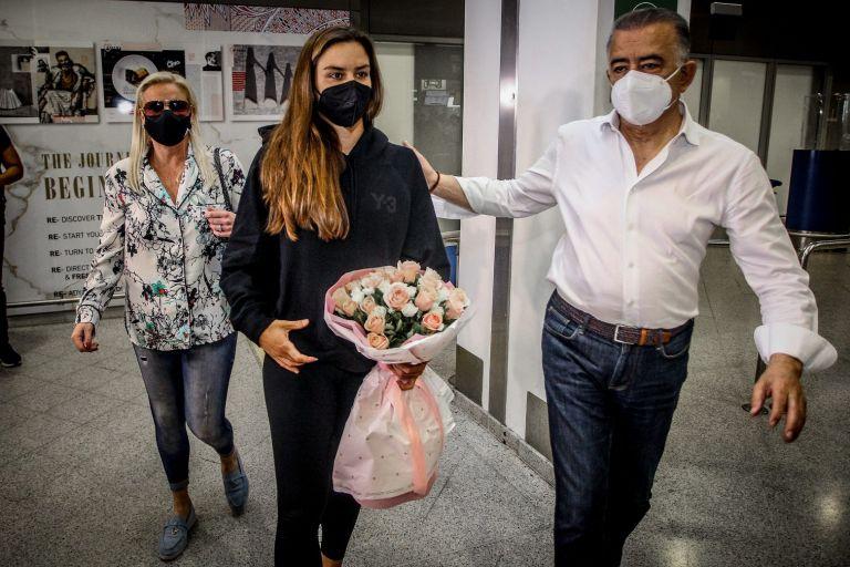Μαρία Σάκκαρη: «Μου έδωσε ώθηση η Ελλάδα και και η οικογένειά μου»   tanea.gr