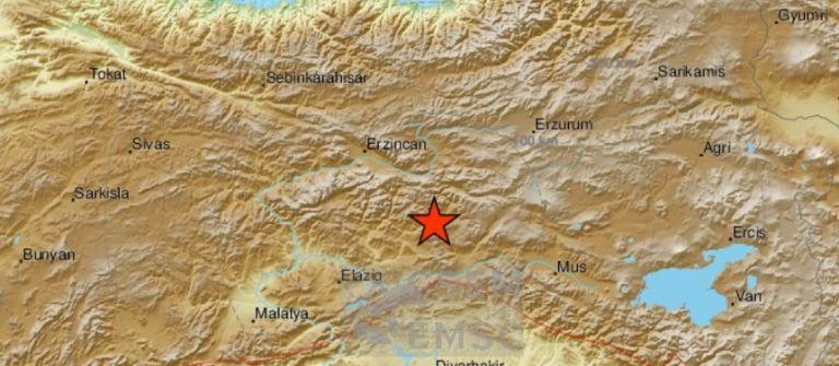Σεισμός 5,7 Ρίχτερ στην Τουρκία   tanea.gr